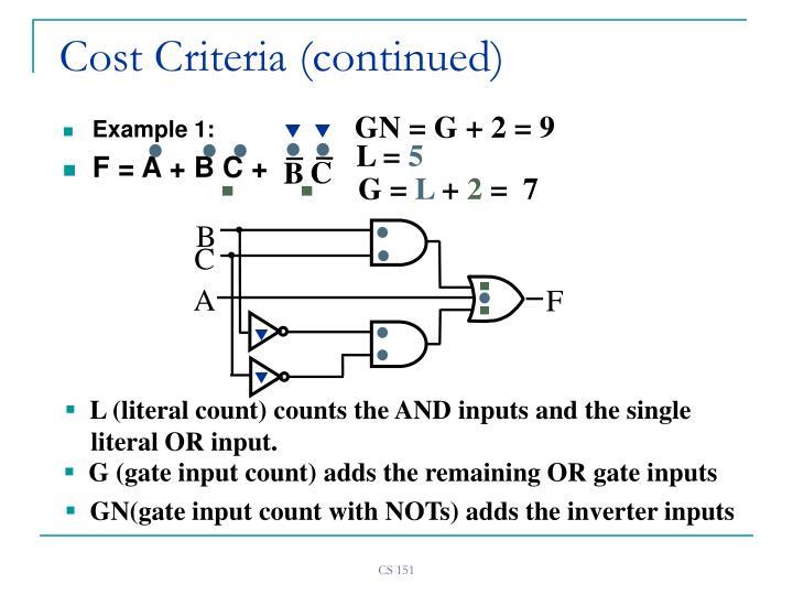 GN = G + 2 = 9