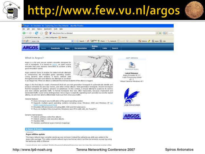 http://www.few.vu.nl/argos