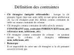 d finition des contraintes2