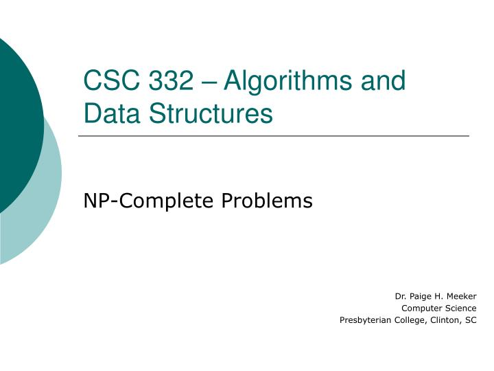 overview of data structures and algorithms computer science essay In coalgebraic methods in computer science, april 2001 (volume 441 of electronic notes in theoretical computer science) program optimisation, naturally richard bird, jeremy gibbons, and geraint jones.