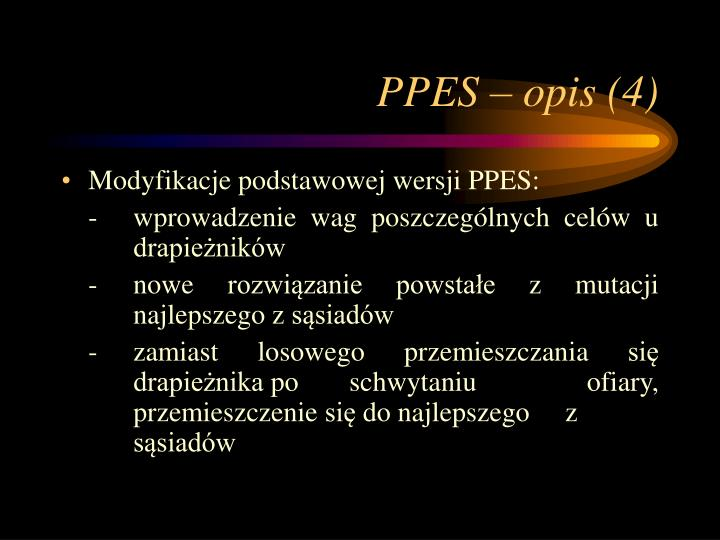 PPES – opis (4)