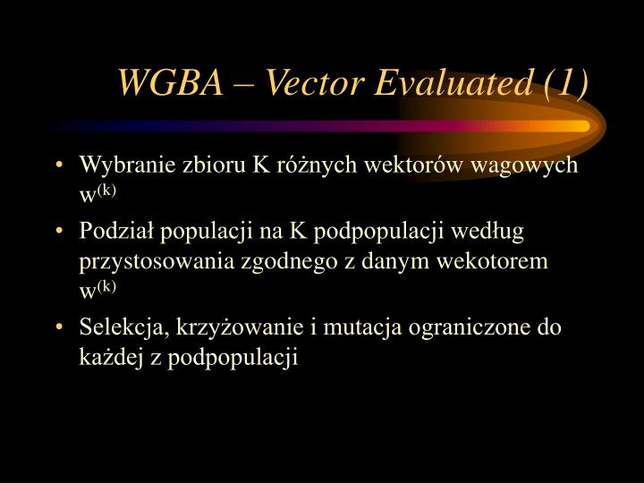 WGBA – Vector Evaluated (1)