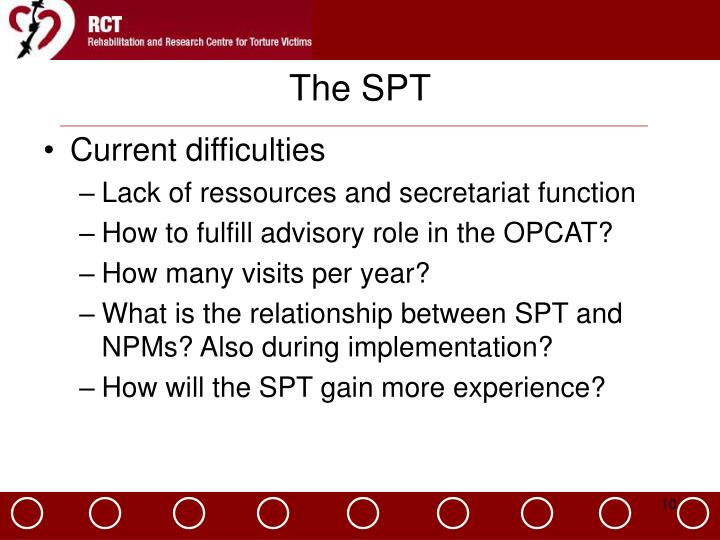 The SPT