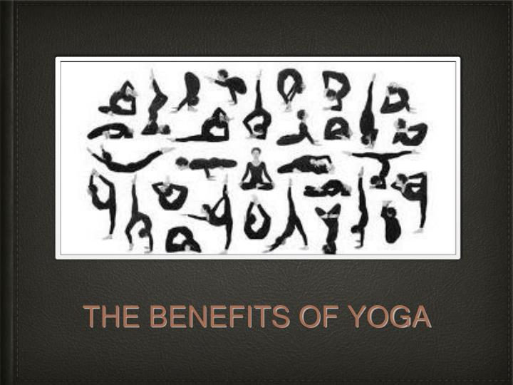 the benefits of yoga n.