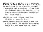 pump system hydraulic operation1