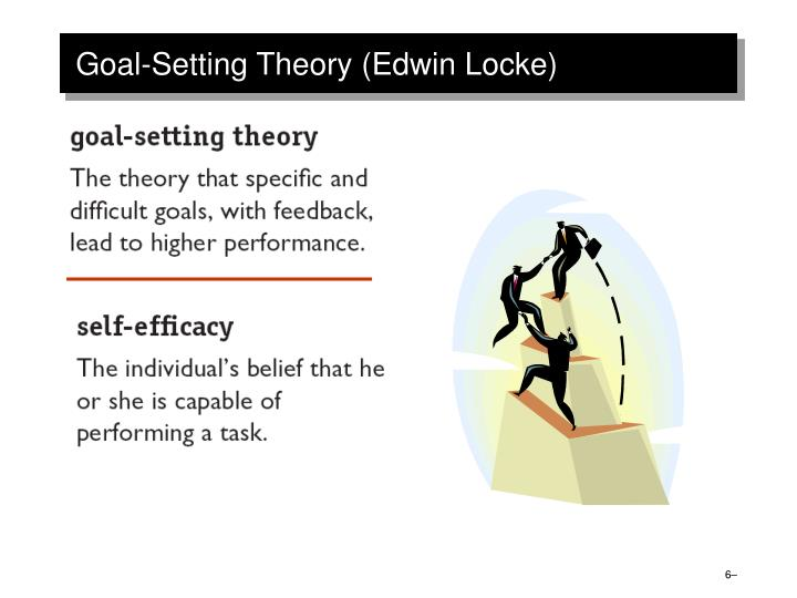 goal setting theory in the health care setting Abstractbackgroundpalliative care and rehabilitation both aim to support patients to live as actively as possible goal setting has been identified in health policy and clinical guidelines as a mechanism to achieve this.
