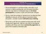 indicator 14 post high school outcomes considerations1