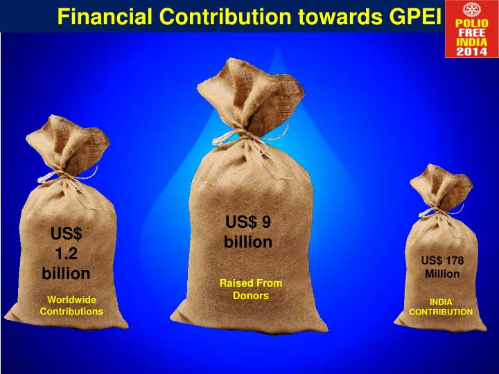 contribution of indian financial institution towards