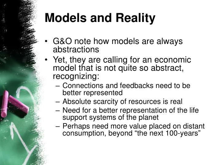 Models and Reality