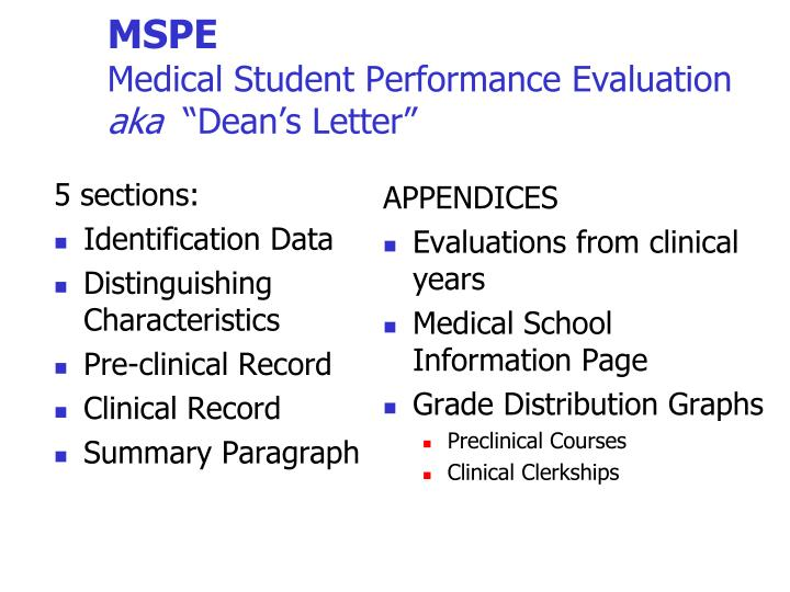 Medical Student Performance Evaluation on acc aha preoperative evaluation, medical student evaluation form, medical student education, medical faculty evaluation,