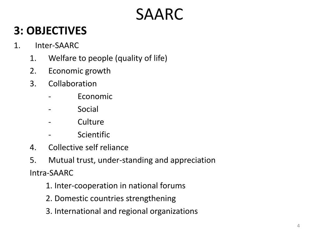 Saarc single currency