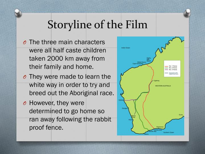 """essay questions on rabbit proof fence """"rabbit proof fence"""" when phillip noyce took on the task of directing the film 'rabbit proof fence' his intention was to expose the truth of the 'stolen generation' which occurred in australia from 1900 to 1969."""