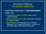 treatment options ovulation induction1