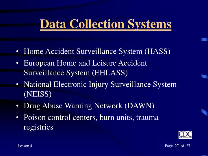 Data Collection Systems