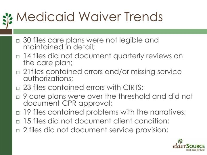 30 files care plans were not legible and maintained in detail;