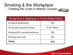 smoking the workplace totalling the costs in atlantic canada3