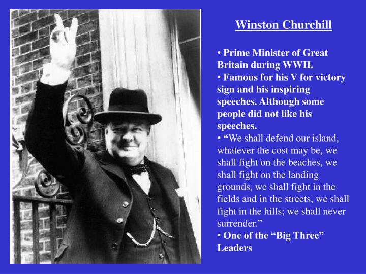 winston churchill essay outline Splenetic herbert george (outline of history) wells is a historian whose interest in the remote past is based on his interest in the immediate present  flaying winston churchill's greek policy cried wells: winston churchill, the present would-be british führer, is a person with a range of ideas limited to the adventure and opportunities.