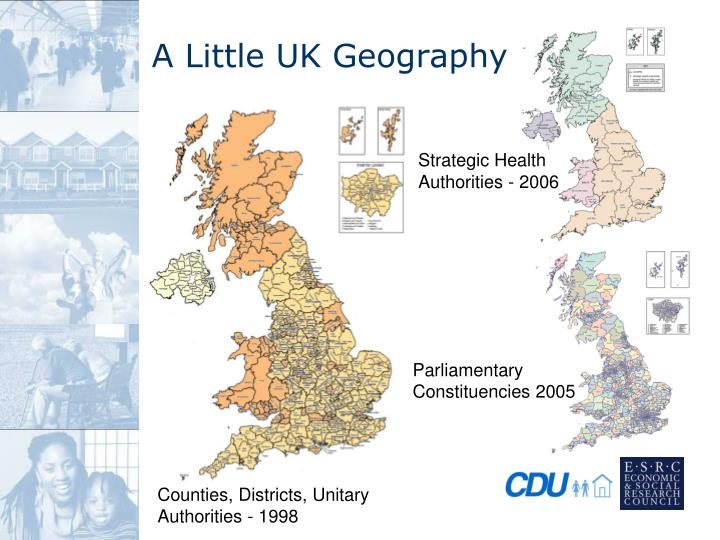 A Little UK Geography