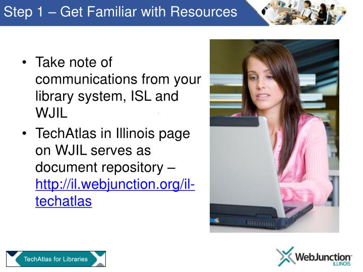 Step 1 – Get Familiar with Resources