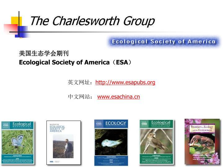 美国生态学会