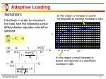 adaptive loading2