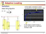 adaptive loading4