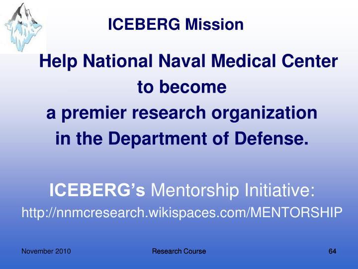 ICEBERG Mission