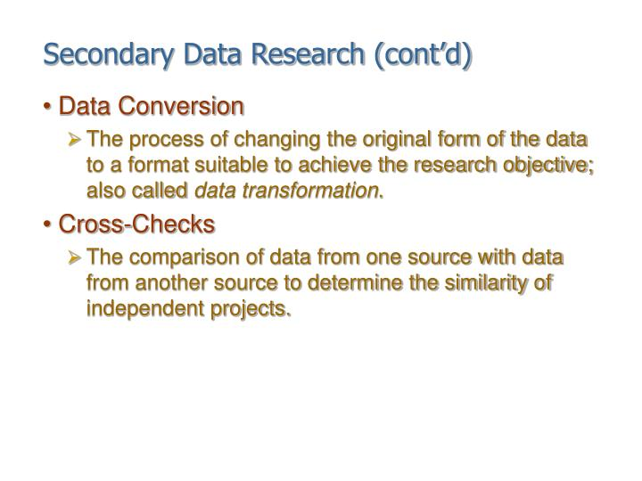 secondary research data in a digital Mainstreethost digital marketing blog  secondary research methods include  public records, keyword research, and reading of blogs.