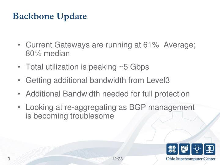 Backbone update1