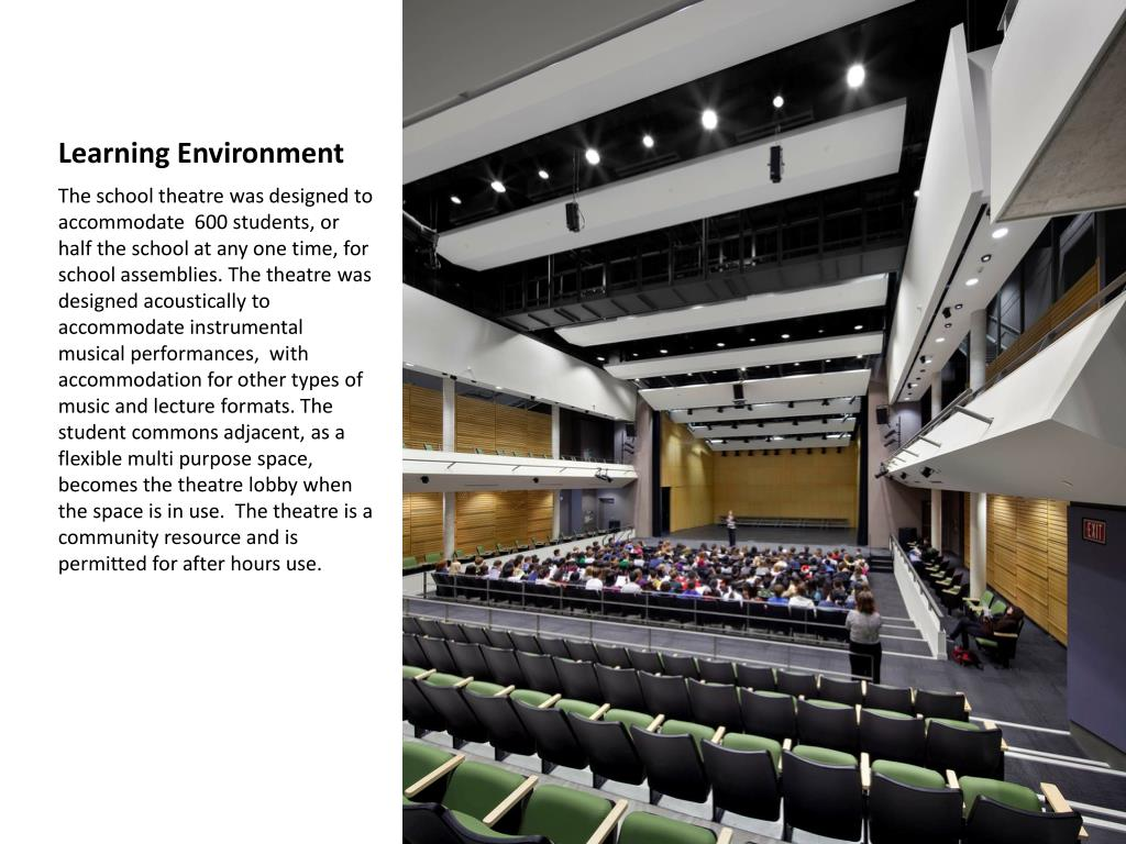 PPT - North Toronto Collegiate Institute Redevelopment (NTCI