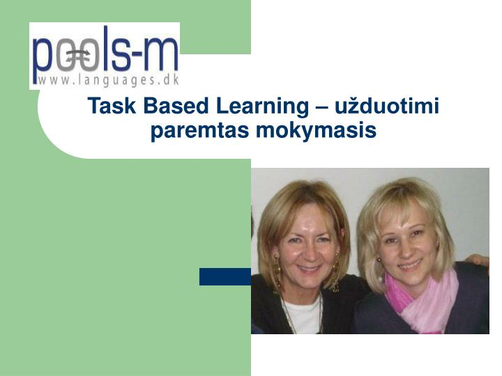 Task Based Learning – u