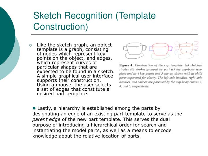 Sketch Recognition (Template Construction)