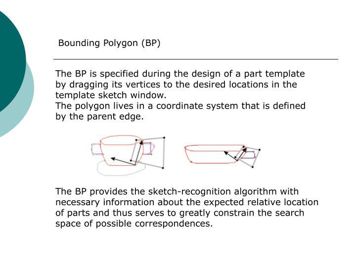 Bounding Polygon (BP)