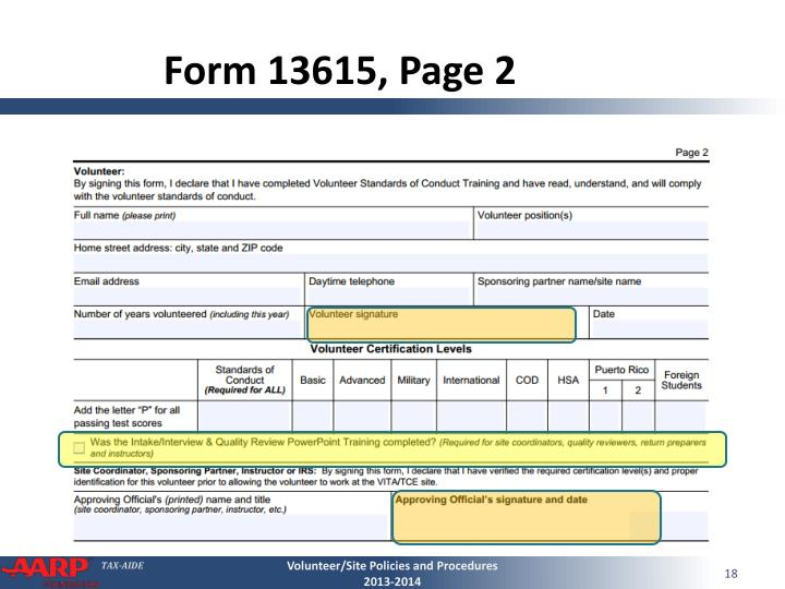 Form 13615, Page 2