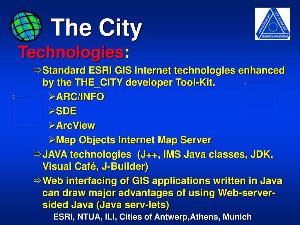 PPT - THE CITY PowerPoint Presentation - ID:4469081