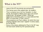 what is the nt4