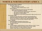 north northeastern africa