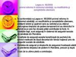 legea nr 95 2006 privind reforma n domeniul s n t ii cu modific rile i complet rile ulterioare