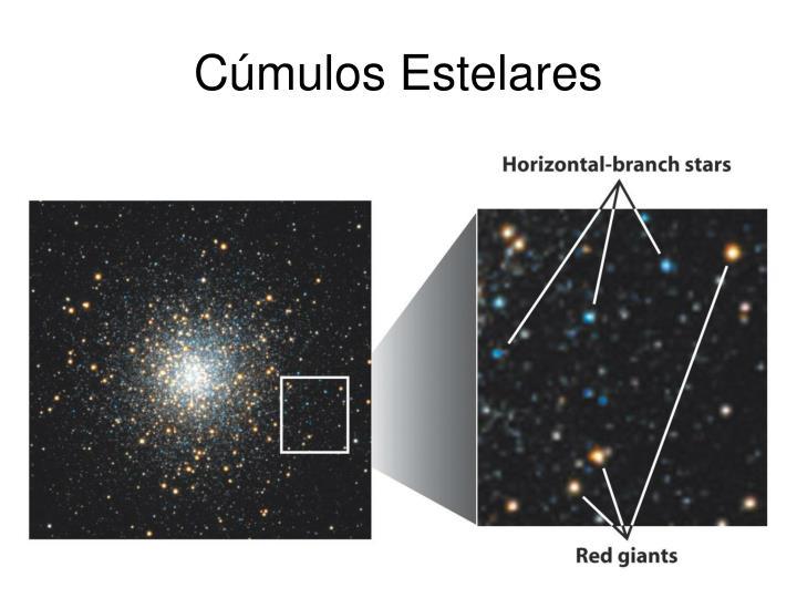 Cúmulos Estelares