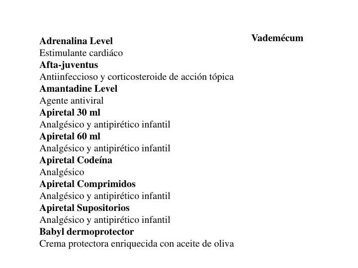 Vademécum