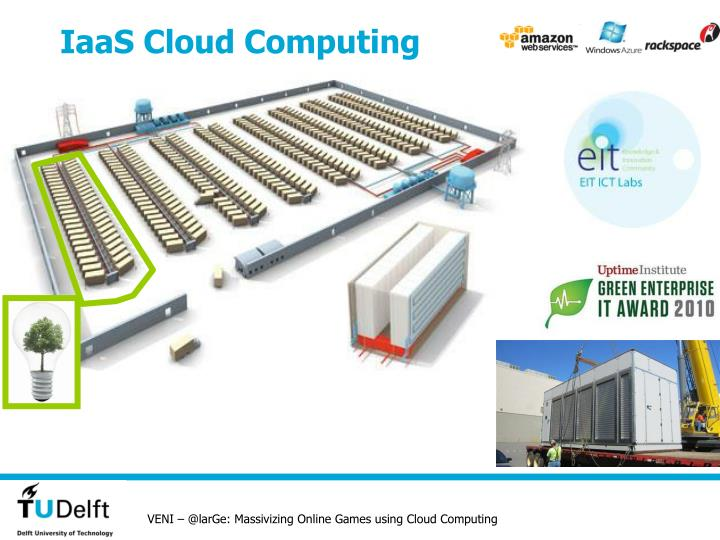 IaaS Cloud Computing