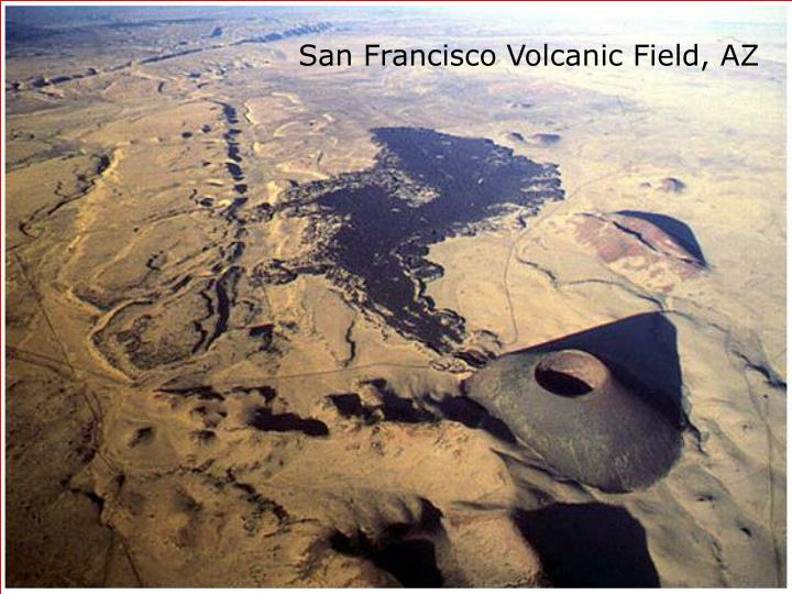 San Francisco Volcanic Field, AZ
