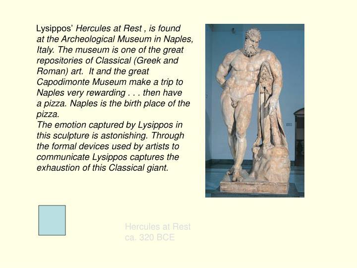 Lysippos'