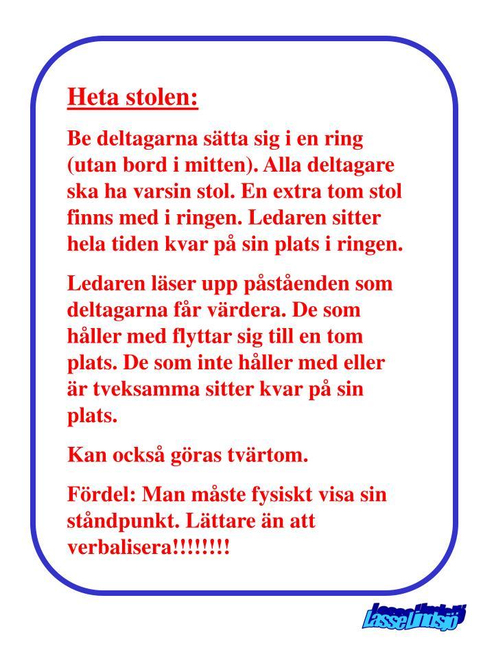Heta stolen:
