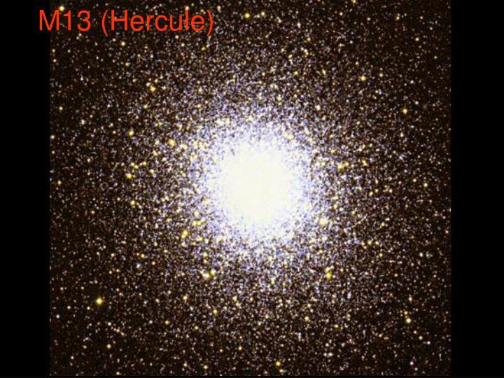 M13 (Hercule)