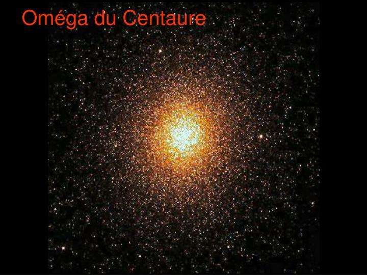 Oméga du Centaure
