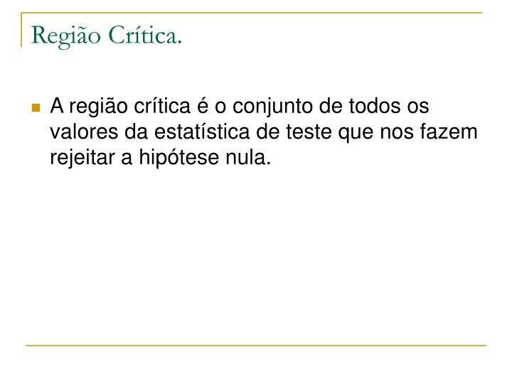Região Crítica.