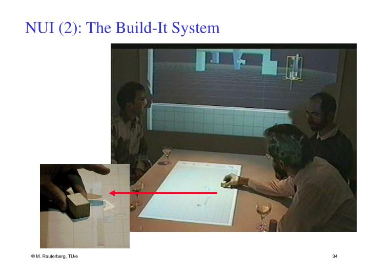NUI (2): The Build-It System