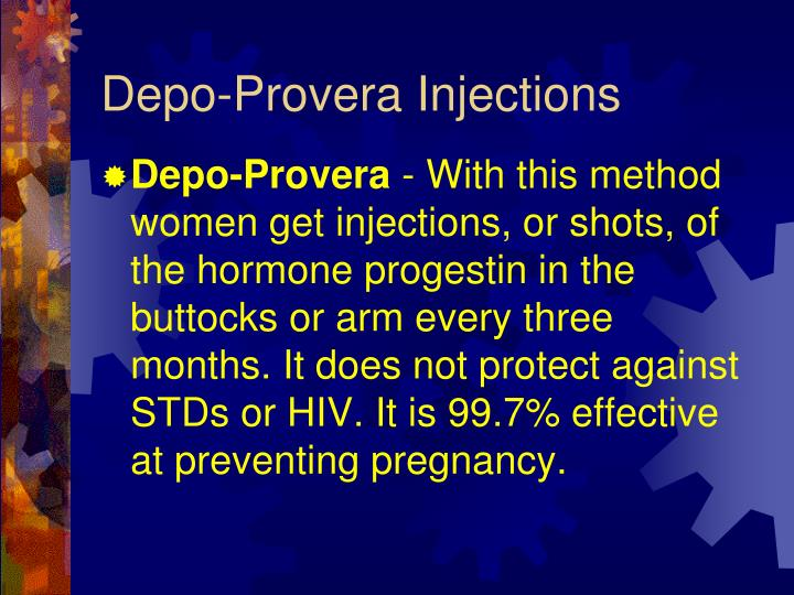 Depo-Provera Injections