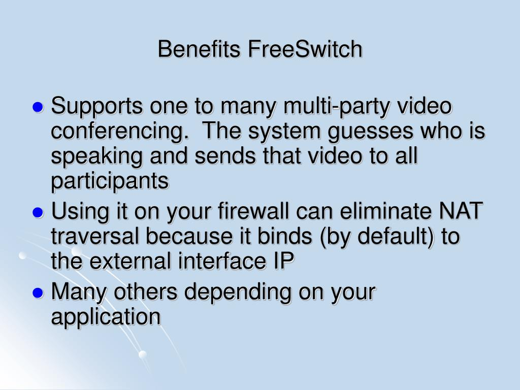 PPT - Freeswitch on pfSense PowerPoint Presentation - ID:4474939